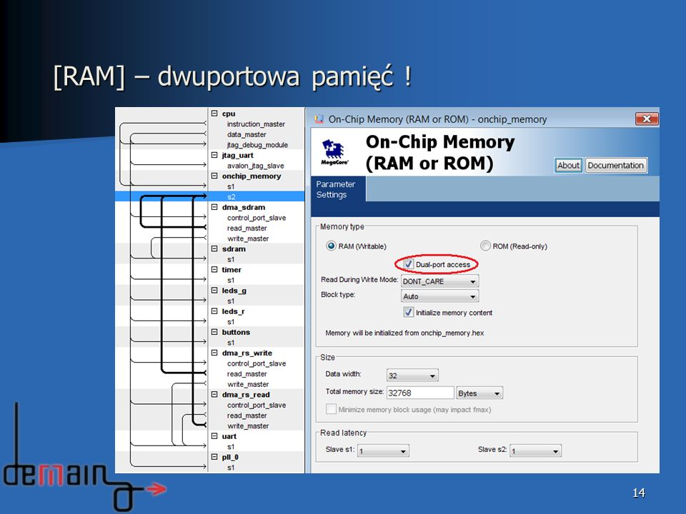 [RAM] – dwuportowa pamięć !